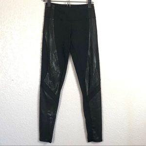 Zella black leggings sz. Xs